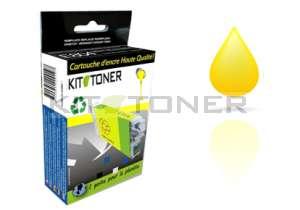 Epson C13T05544010 - Cartouche d'encre jaune compatible T0554