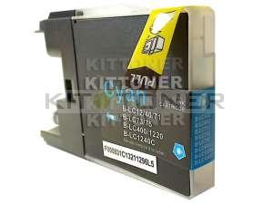 Brother LC1280XLC - Cartouche d'encre cyan compatible