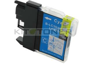 Brother LC985C - Cartouche d'encre compatible cyan