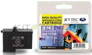 Dell 59210043 - Cartouche d'encre compatible noire X0502