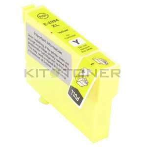 Epson C13T29944010 - Cartouche d'encre compatible jaune 29XL