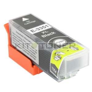 Epson C13T33514010 - Cartouche d'encre compatible noire 33XL