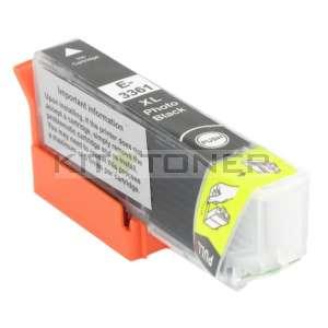 Epson C13T33614010 - Cartouche d'encre compatible photo noire 33XL