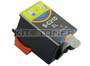 Samsung INKC210 - Cartouche encre compatible couleur
