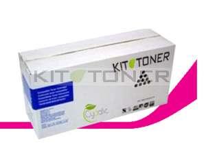 Oki 43837130 - Cartouche de toner compatible magenta