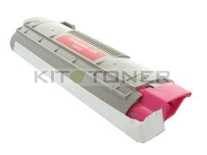 Oki 44315306 - Cartouche de toner magenta compatible