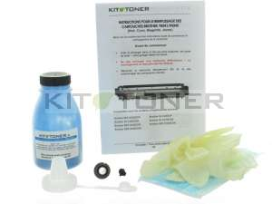 Brother TN246C - Kit de recharge toner compatible cyan