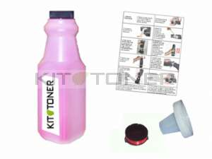Dell 59310157  - Kit de recharge toner compatible Magenta XH005