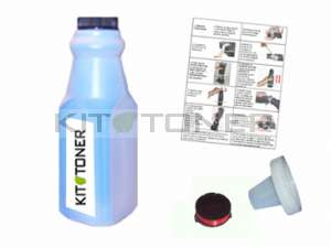 Dell 59310061  - Kit de recharge toner compatible Cyan K4973