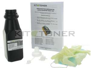 Dell 593BBLH - Kit de recharge toner compatible noir