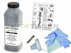 Epson S050630 - Kit de recharge toner compatible noir