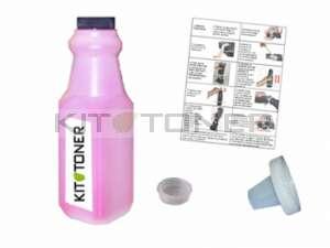 Konica 1710517007 - Kit de recharge toner compatible magenta