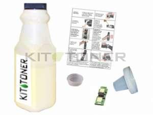 Konica 1710589005 - Kit de recharge toner compatible Jaune
