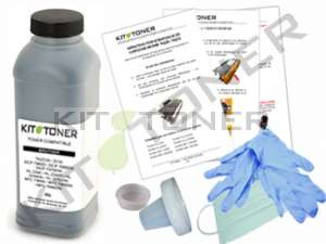 Ricoh 406837 - Kit de recharge toner compatible