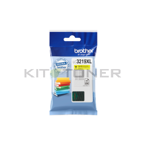 Brother LC3219XLY - Cartouche d'encre jaune LC3219XLY
