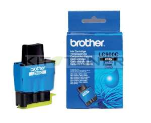 Brother LC900C - Cartouche d'encre d'origine cyan