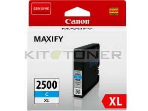 Canon PGI2500XLC - Cartouche encre origine cyan 9265B001