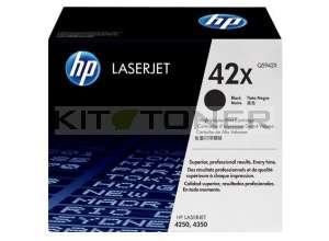 HP Q5942X - Cartouche de toner d'origine 42X