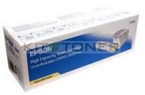 Epson S050226 - Cartouche de toner d'origine jaune