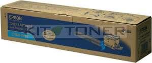 Epson S050476 - Cartouche toner cyan d'origine