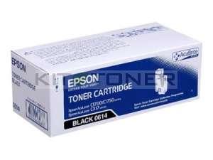 Epson S050614 - Cartouche de toner d'origine noir