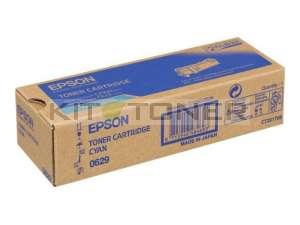 Epson S050629 - Toner d'origine cyan
