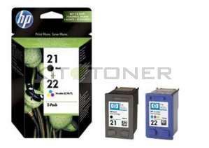 HP SD367AE - Pack 2 cartouches encre HP 21XL + 22XL