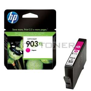 HP T6M07AE - Cartouche d'encre magenta de marque HP 903XL