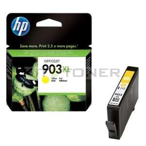 HP T6M11AE - Cartouche d'encre jaune de marque HP 903XL