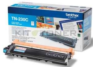 Brother TN230C - Cartouche de toner d'origine cyan