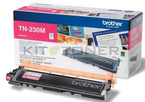 Brother TN230M - Cartouche de toner d'origine magenta