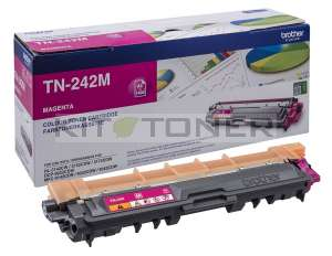 Brother TN242M - Cartouche de toner magenta TN242M