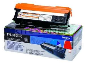 Brother TN320BK - Cartouche toner noir TN320BK