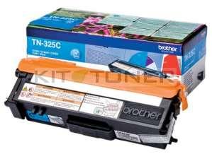 Brother TN325C - Cartouche toner cyan TN325C