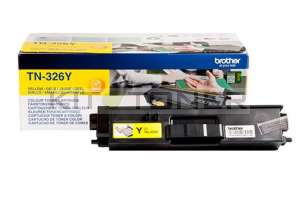Brother TN326Y - Cartouche de toner jaune TN326Y