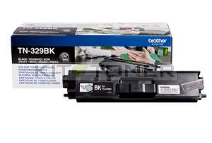 Brother TN329BK - Cartouche de toner noir TN329BK