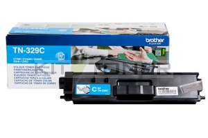 Brother TN329C - Cartouche de toner cyan TN329C