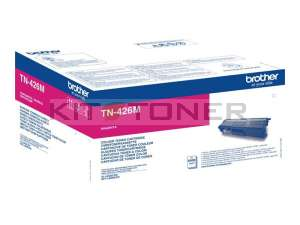 Brother TN426M - Cartouche de toner d'origine magenta