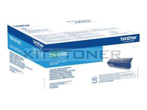 Brother TN910C - Cartouche de toner cyan TN910C