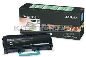 Lexmark X463H11G - Cartouche de toner d'origine haute capacité