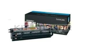 Lexmark X8302KH - Cartouche de toner noir de marque