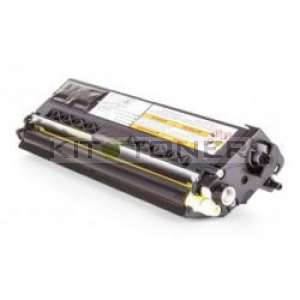 Brother TN910Y - Cartouche de toner compatible jaune