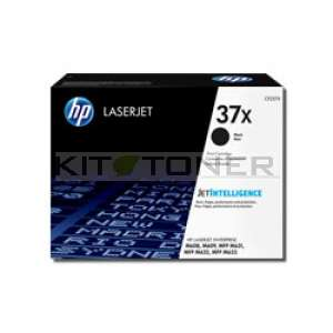 HP CF237X Noir - Cartouche de toner d'origine