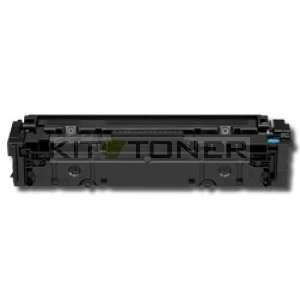 HP CF541X- Cartouche de toner cyan compatible CF541X