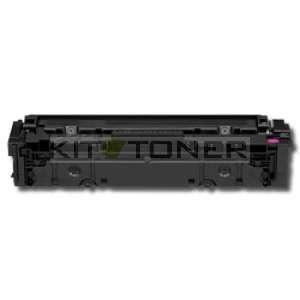 HP CF542X- Cartouche de toner magenta compatible CF542X