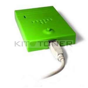 Lexmark 100 - Resetter de cartouches rechargeables compatibles