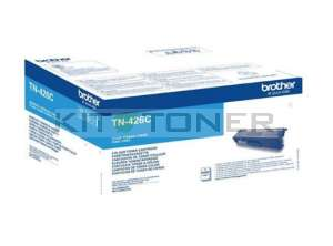 Brother TN426C - Cartouche de toner d'origine cyan