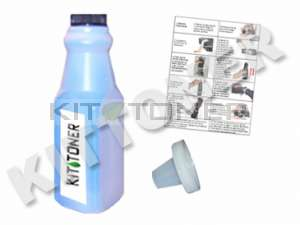 Brother TN243 TN247 - Kit de recharge toner compatible cyan