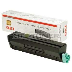 Oki 1101202 - Cartouche de toner de marque xl