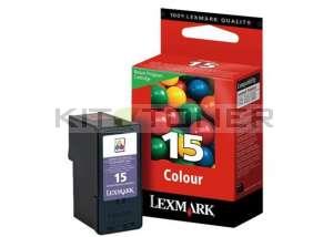 Lexmark 18C2110E - Cartouche d'encre couleur de marque